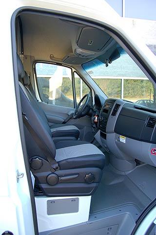 Hanvey Grooming Vans & Sprinter Mobile Grooming Van (and ...